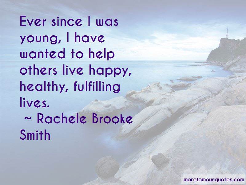 Rachele Brooke Smith Quotes Pictures 3