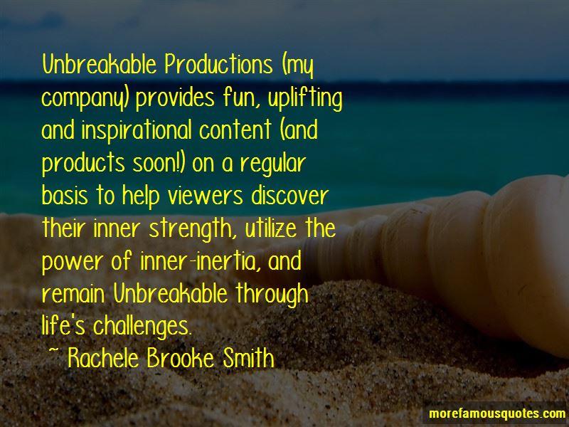 Rachele Brooke Smith Quotes