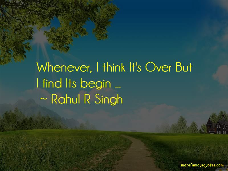 Rahul R Singh Quotes Pictures 2