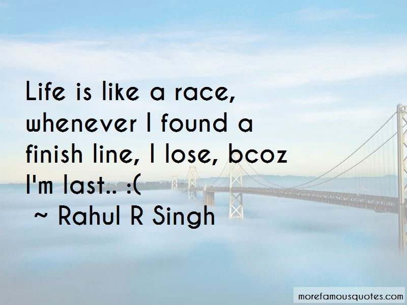 Rahul R Singh Quotes