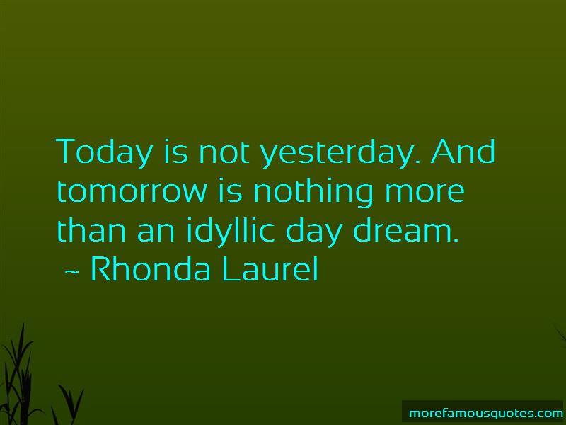Rhonda Laurel Quotes Pictures 3