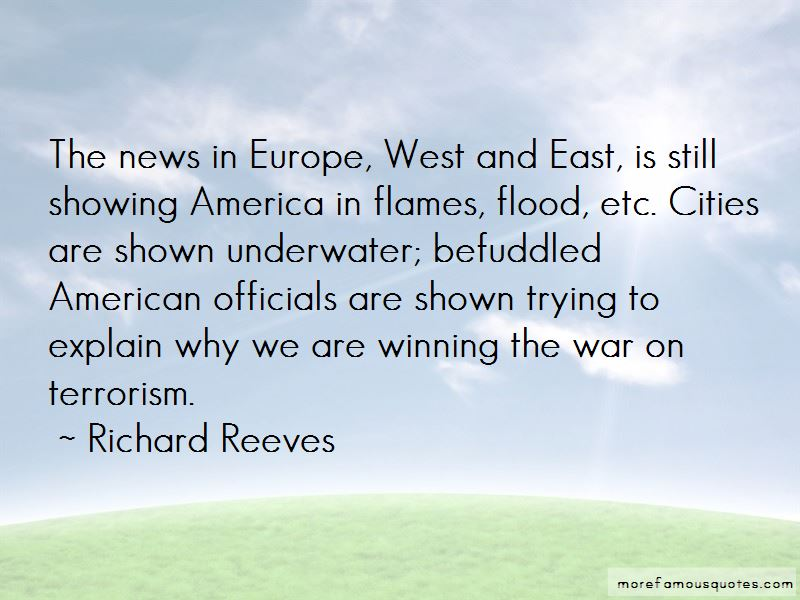 Richard Reeves Quotes