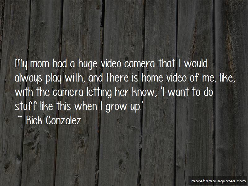 Rick Gonzalez Quotes Pictures 2