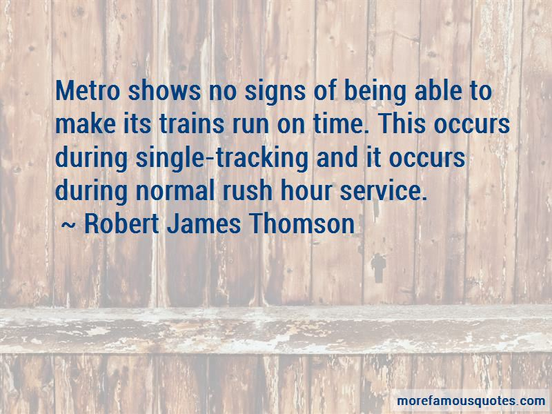 Robert James Thomson Quotes Pictures 4