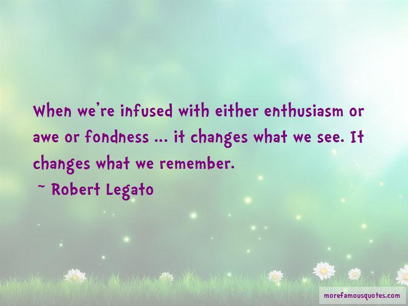 Robert Legato Quotes