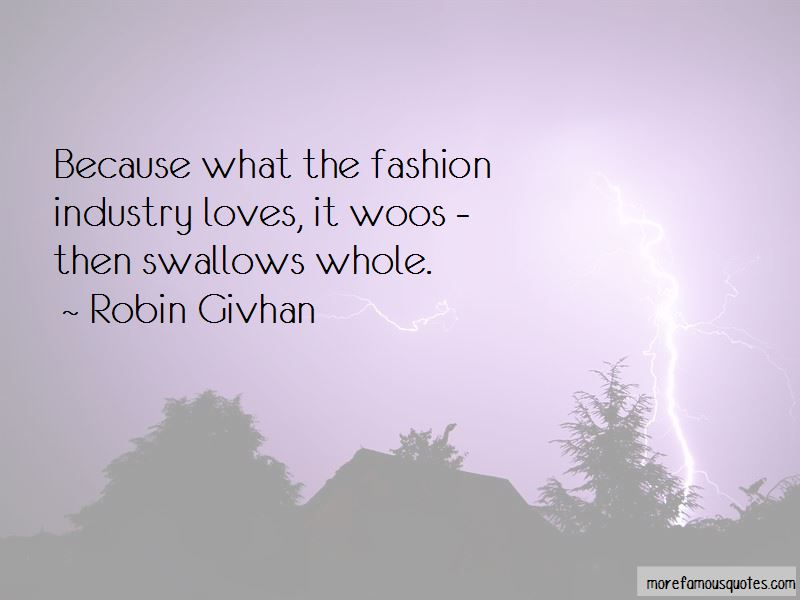 Robin Givhan Quotes Pictures 3