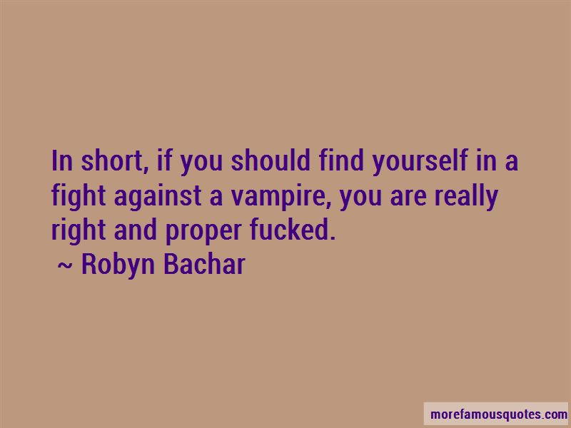 Robyn Bachar Quotes Pictures 2