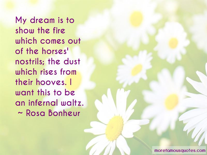 Rosa Bonheur Quotes Pictures 2