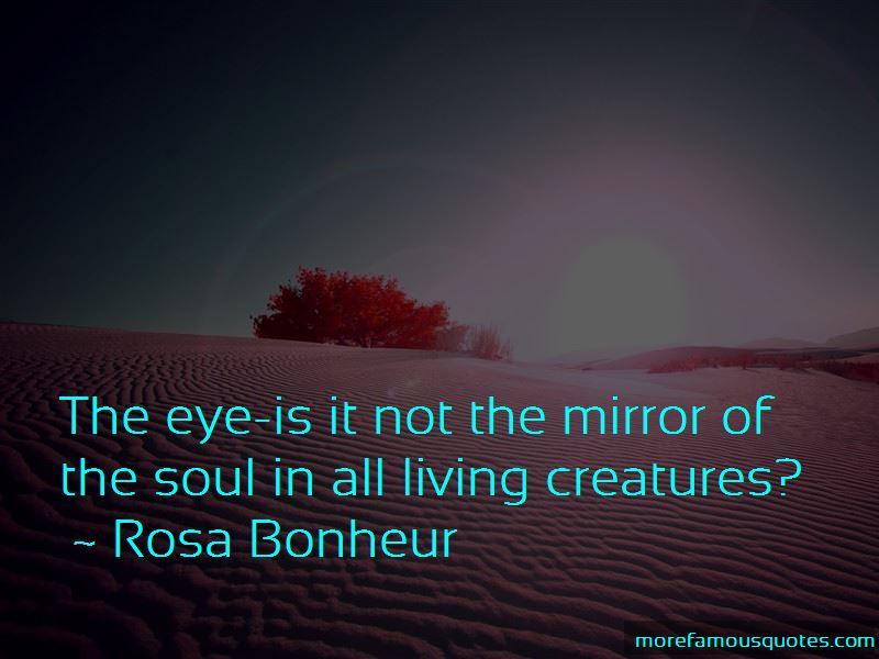Rosa Bonheur Quotes