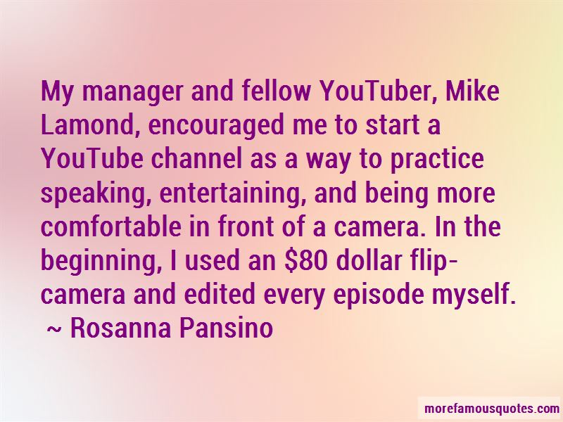 Rosanna Pansino Quotes Pictures 4