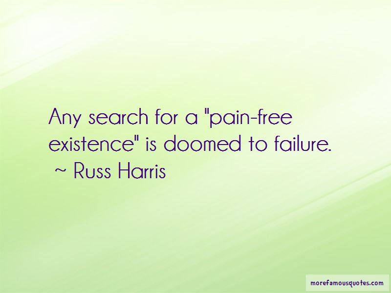 Russ Harris Quotes Pictures 2