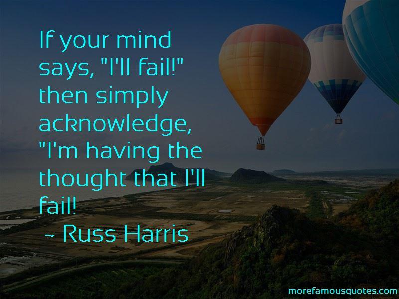 Russ Harris Quotes Pictures 4