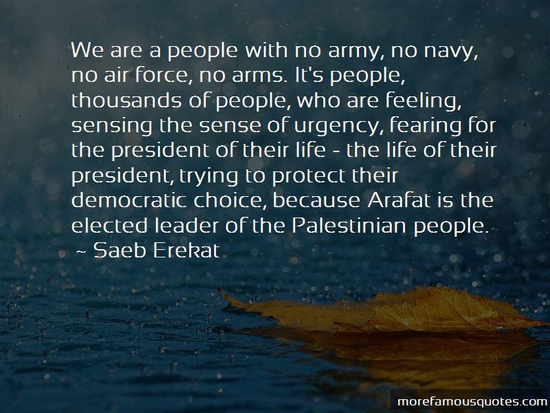 Saeb Erekat Quotes Pictures 4