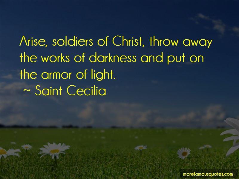 Saint Cecilia Quotes Pictures 2