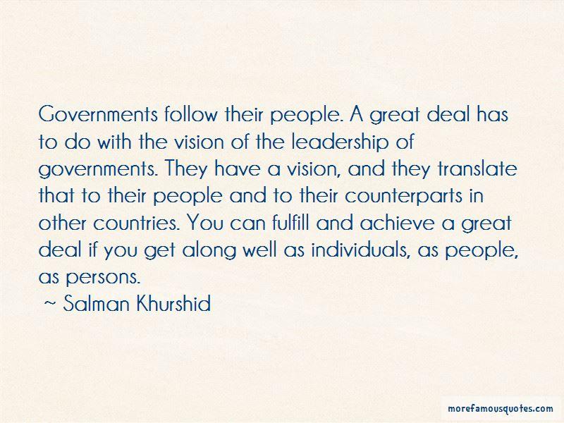 Salman Khurshid Quotes Pictures 4