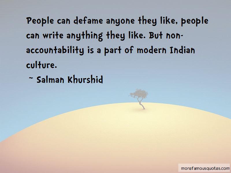 Salman Khurshid Quotes