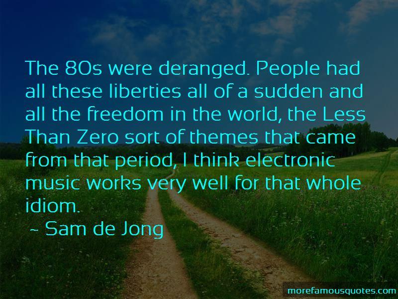 Sam De Jong Quotes Pictures 2