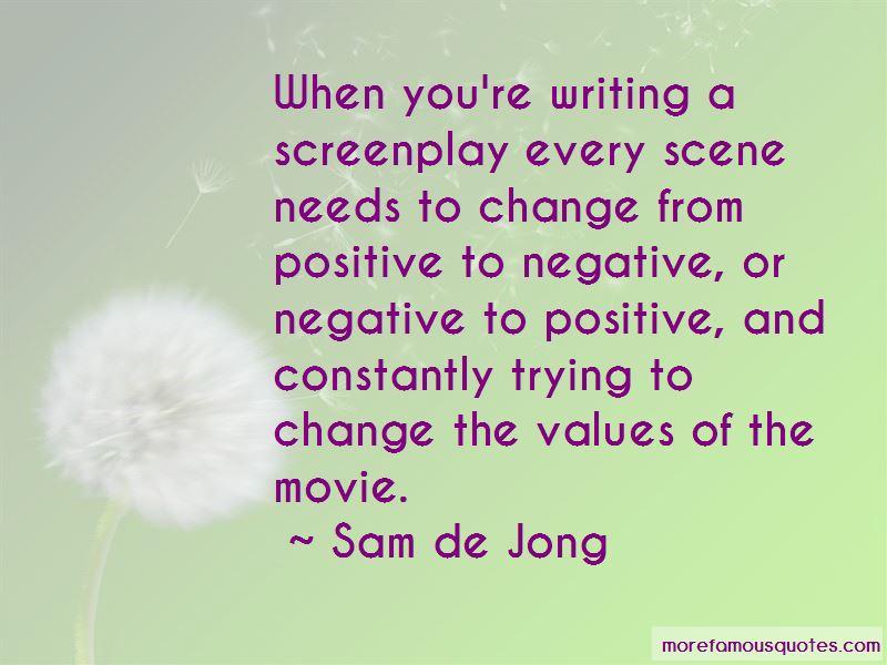 Sam De Jong Quotes Pictures 3