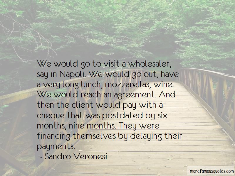 Sandro Veronesi Quotes Pictures 4