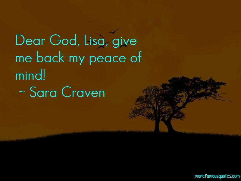 Sara Craven Quotes Pictures 2