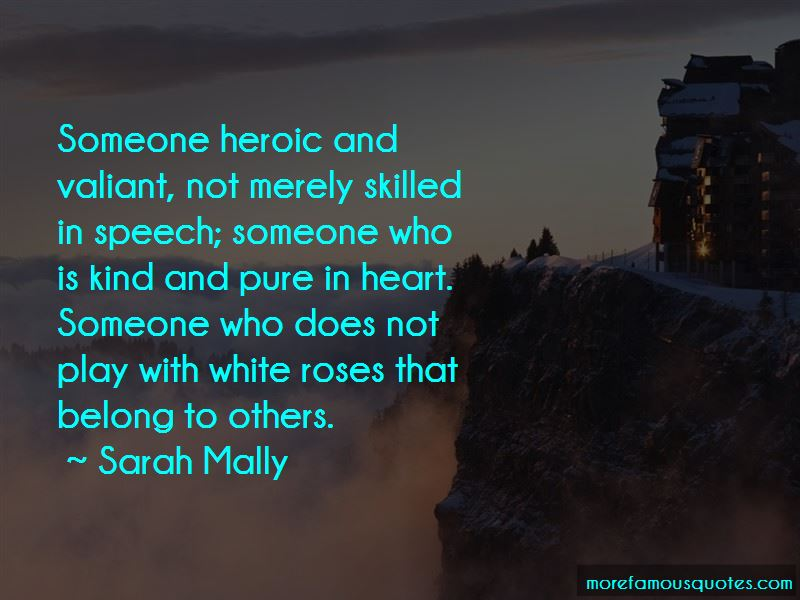 Sarah Mally Quotes Pictures 3