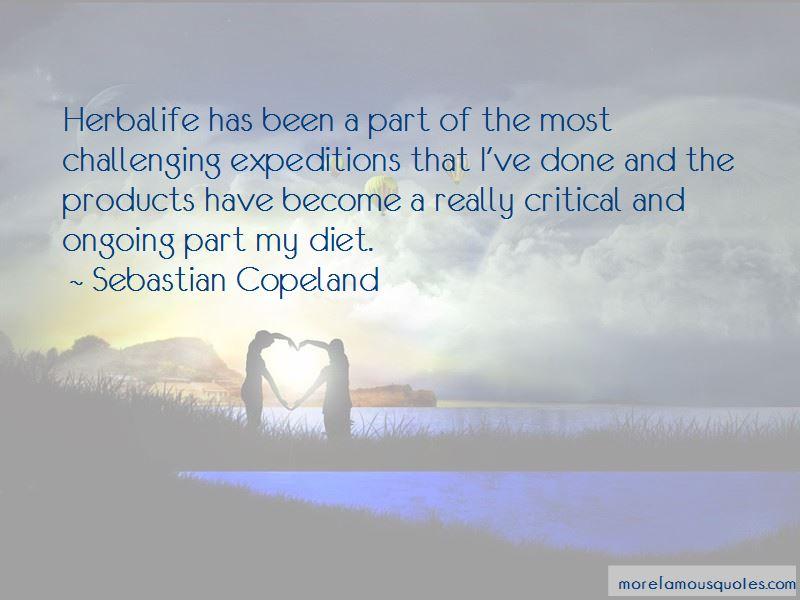 Sebastian Copeland Quotes