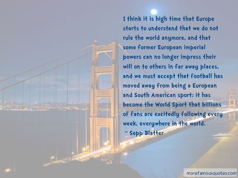 Sepp Blatter Quotes Pictures 4