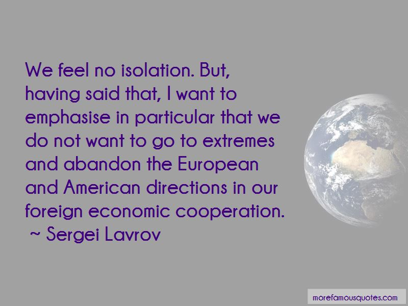 Sergei Lavrov Quotes Pictures 2