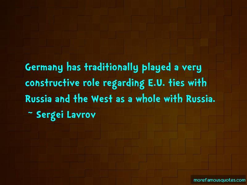 Sergei Lavrov Quotes Pictures 3