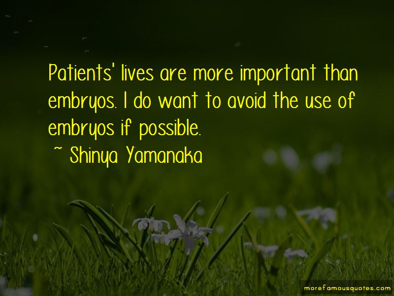 Shinya Yamanaka Quotes Pictures 1