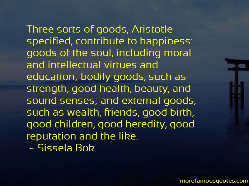 Sissela Bok Quotes