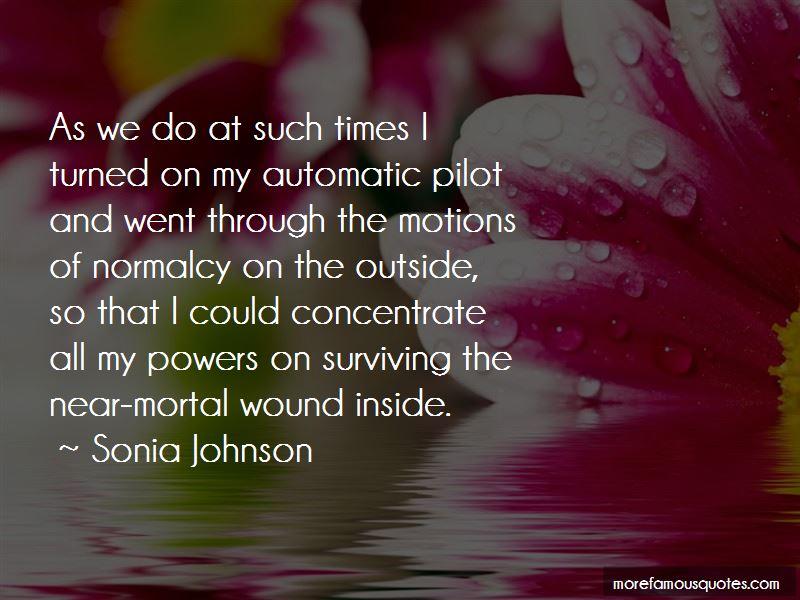Sonia Johnson Quotes Pictures 4