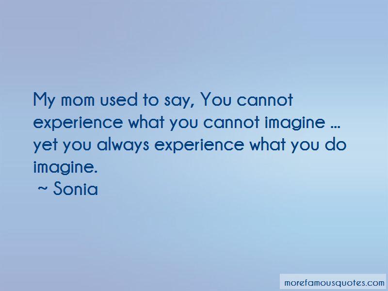 Sonia Quotes