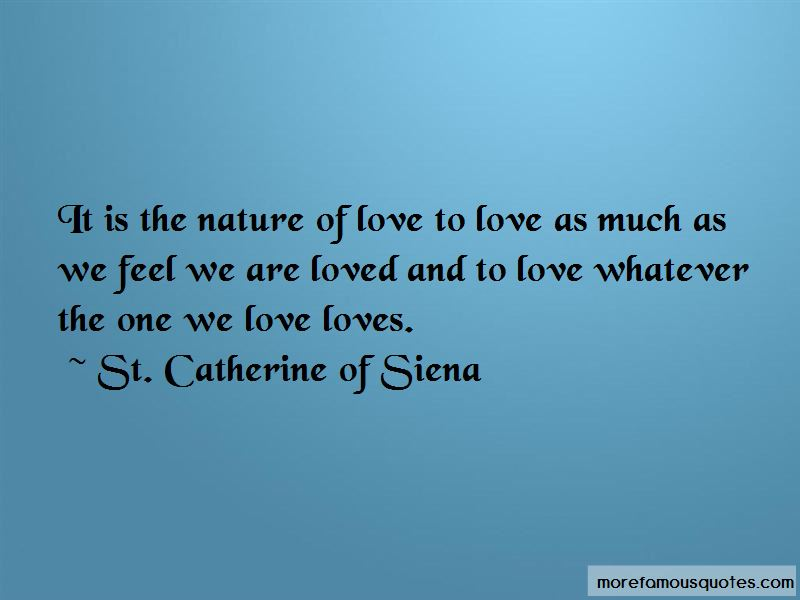 St. Catherine Of Siena Quotes Pictures 2