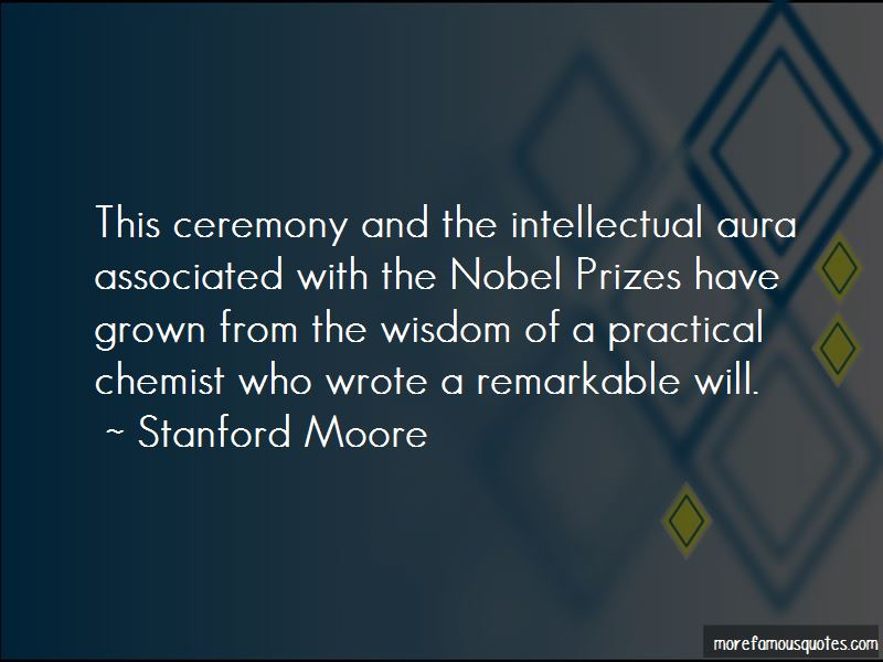 Stanford Moore Quotes Pictures 3