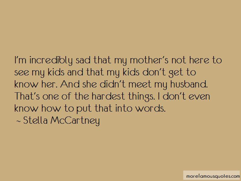 Stella McCartney Quotes
