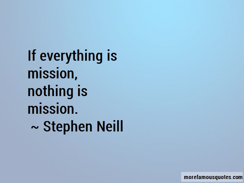 Stephen Neill Quotes Pictures 3