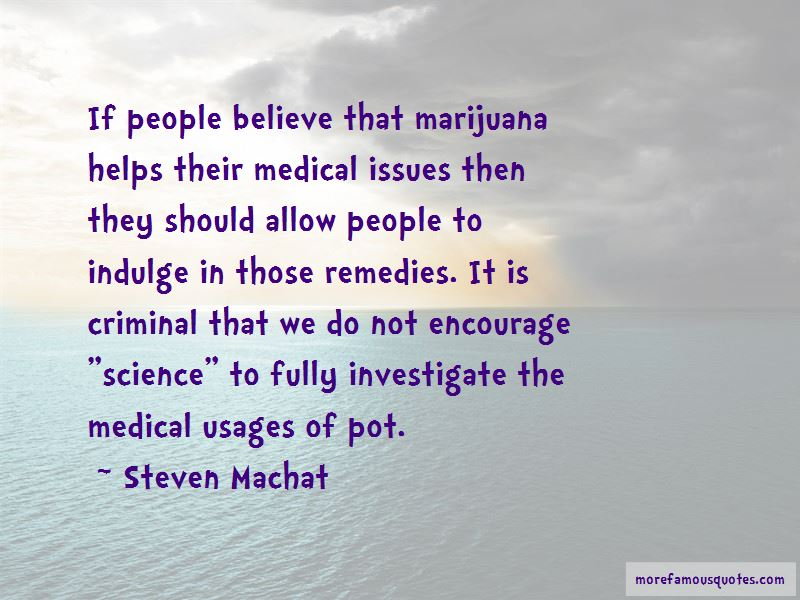 Steven Machat Quotes Pictures 4