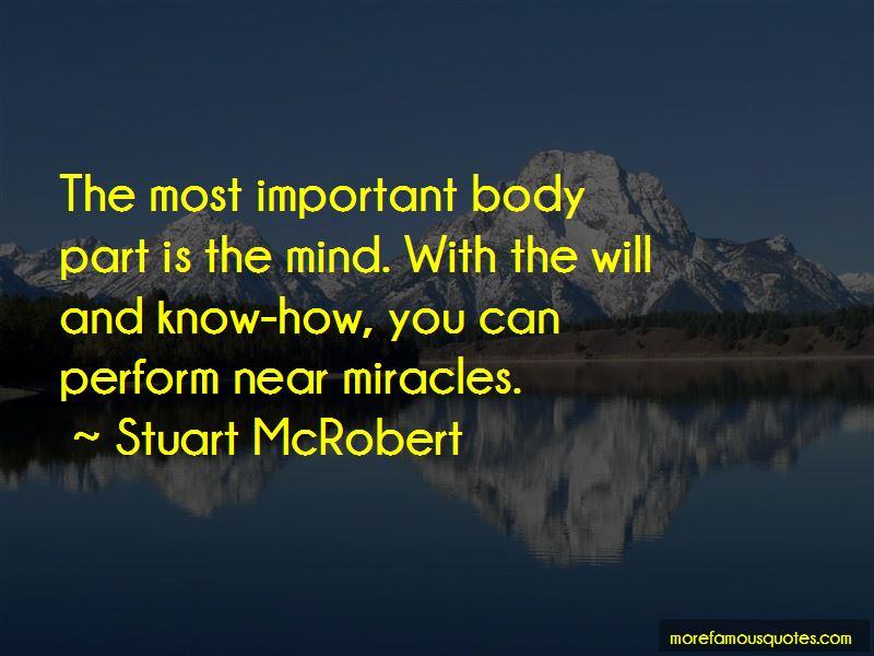 Stuart McRobert Quotes Pictures 2
