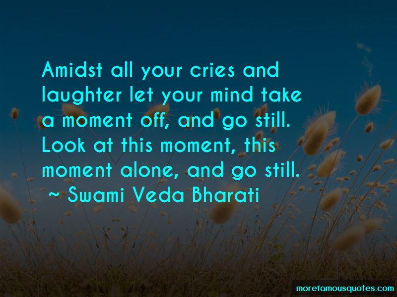 Swami Veda Bharati Quotes Pictures 2