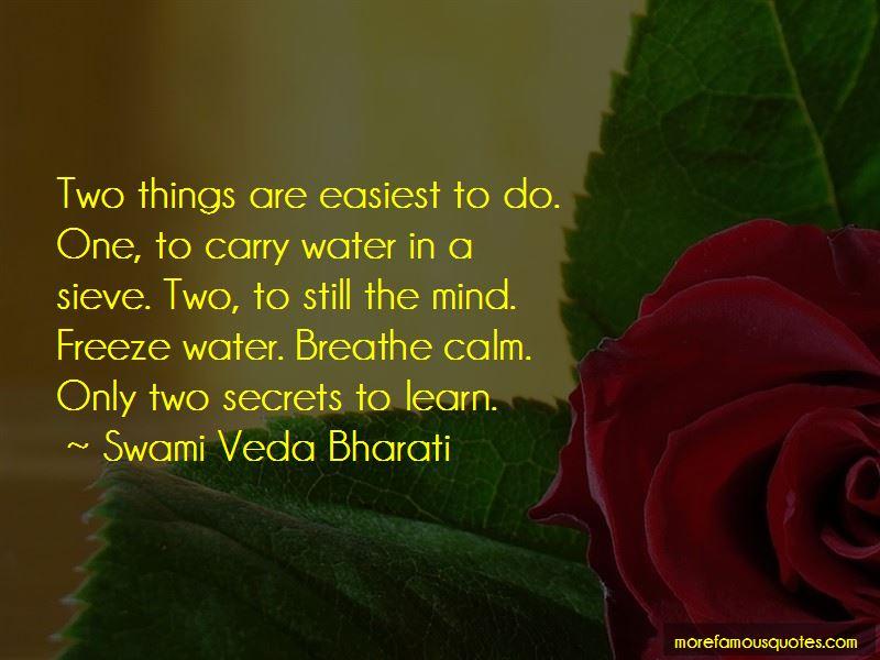 Swami Veda Bharati Quotes Pictures 3