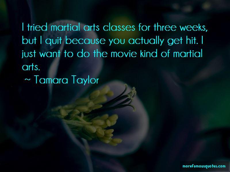 Tamara Taylor Quotes Pictures 3