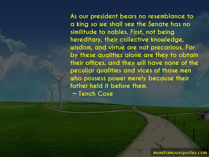 Tench Coxe Quotes Pictures 2
