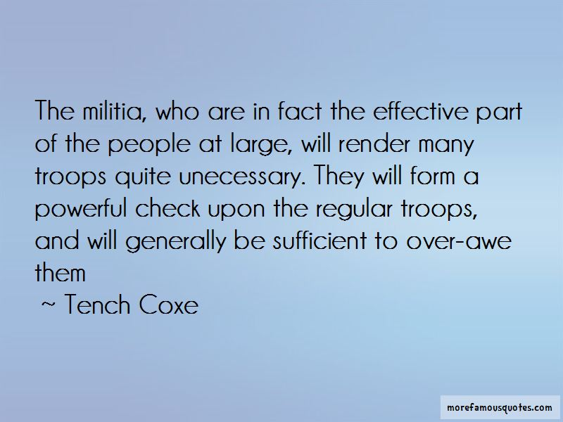 Tench Coxe Quotes Pictures 3