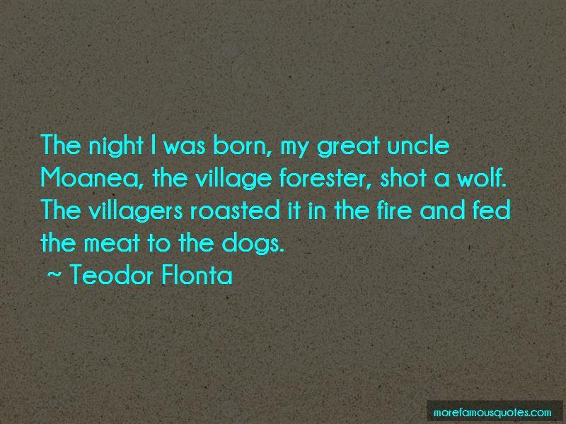 Teodor Flonta Quotes Pictures 3