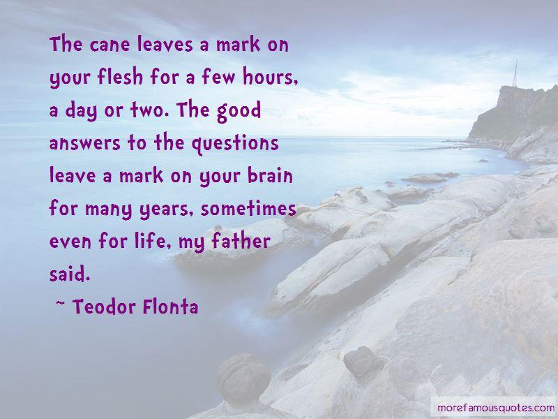 Teodor Flonta Quotes Pictures 4
