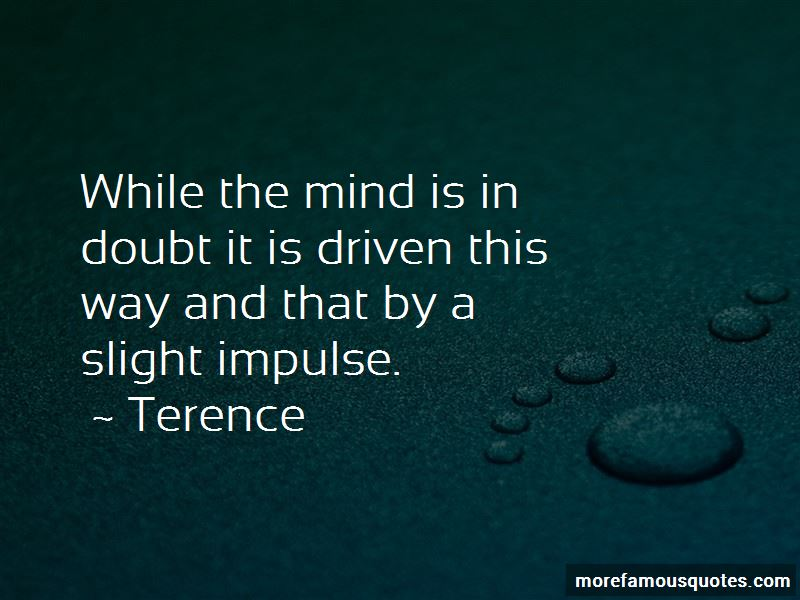 Terence Quotes Pictures 2