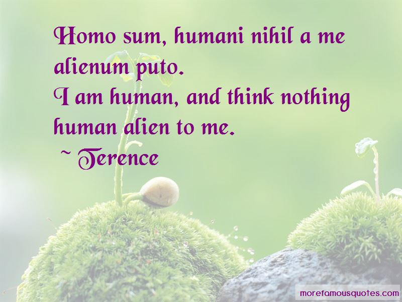 Terence Quotes Pictures 3