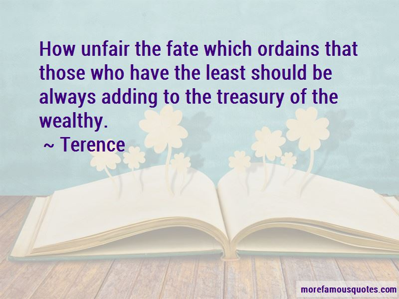 Terence Quotes Pictures 4