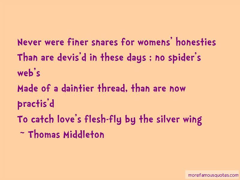 Thomas Middleton Quotes Pictures 2